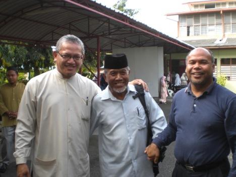 JKP ISMA & Cg Md Abduh