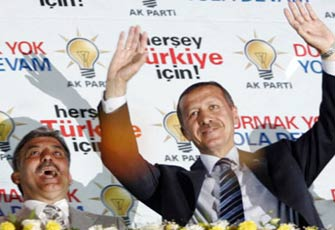 Erdogan & Abdullah Goul