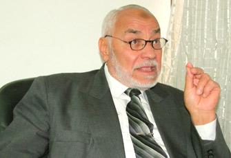 Mahdi Akef