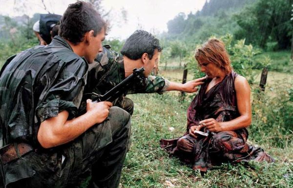 Bosnian War Rape