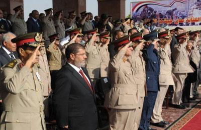 Mursy & tentera