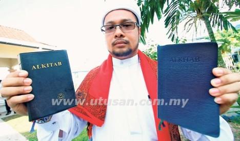Bible Melayu guna kalimat Allah