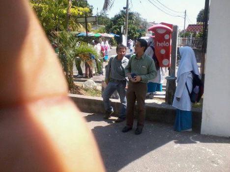 Edar Bible (SMK Jelutong, Penang)