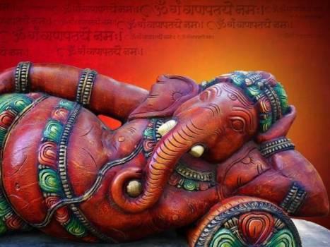 Tuhan Hindu Lord Ganesh